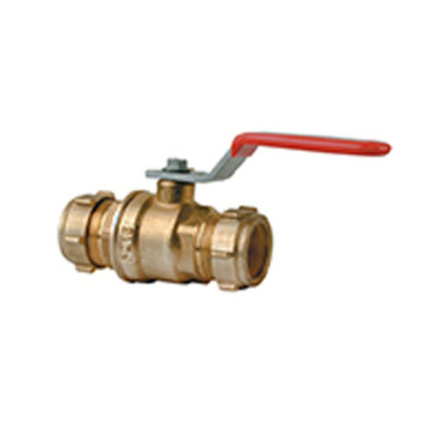 1201 : Lever Ball Valve with Standard Lever