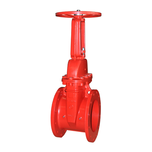 UL / FM Resilient Seated OS & Y Type - Mechanical Joint - Flange Gate Valve